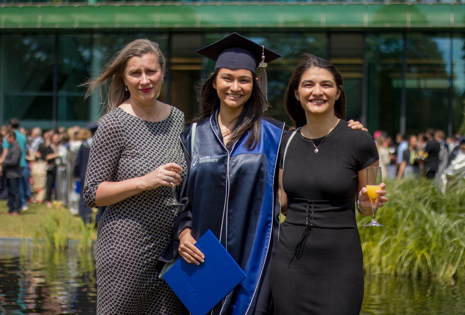 Nadia Weannara (Thailand/Netherlands) | Graduation Day 2019
