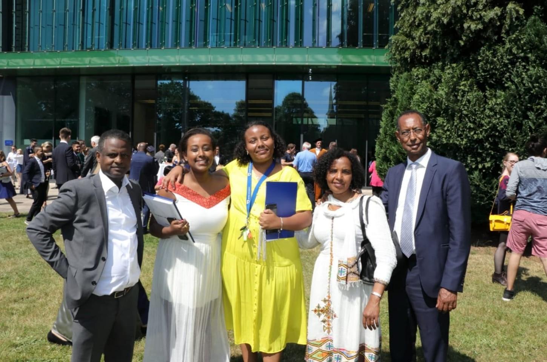 Tensae Desta (Ethiopia) | Graduation Day 2019