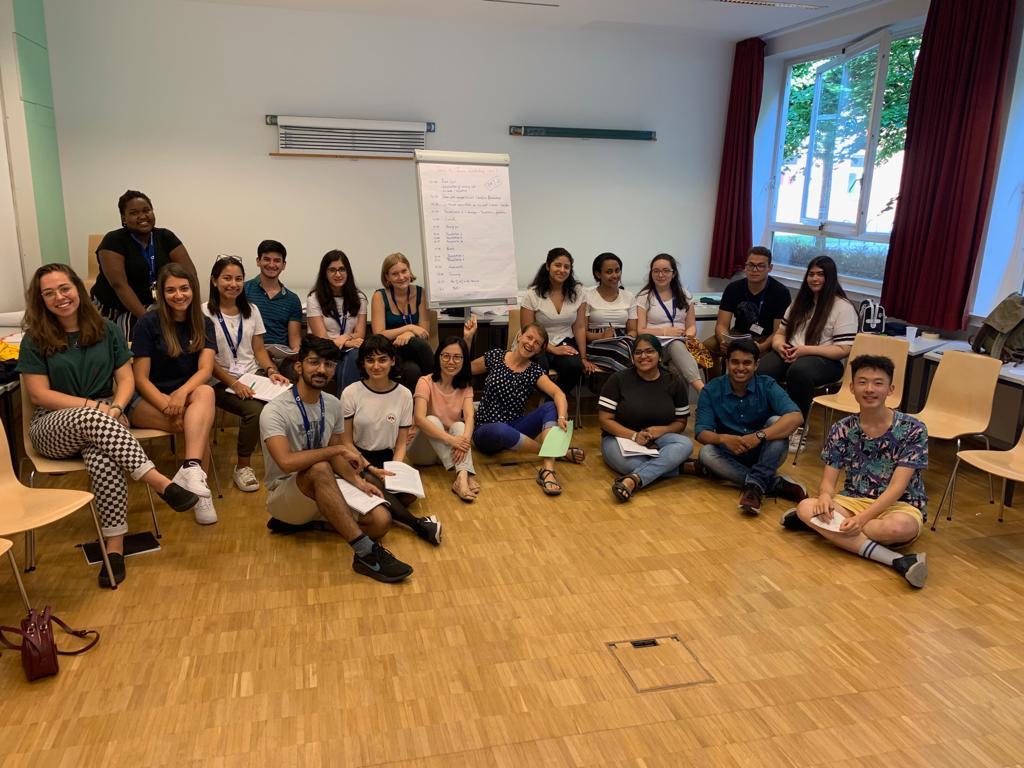 Intercultural Training   O-Week 2019