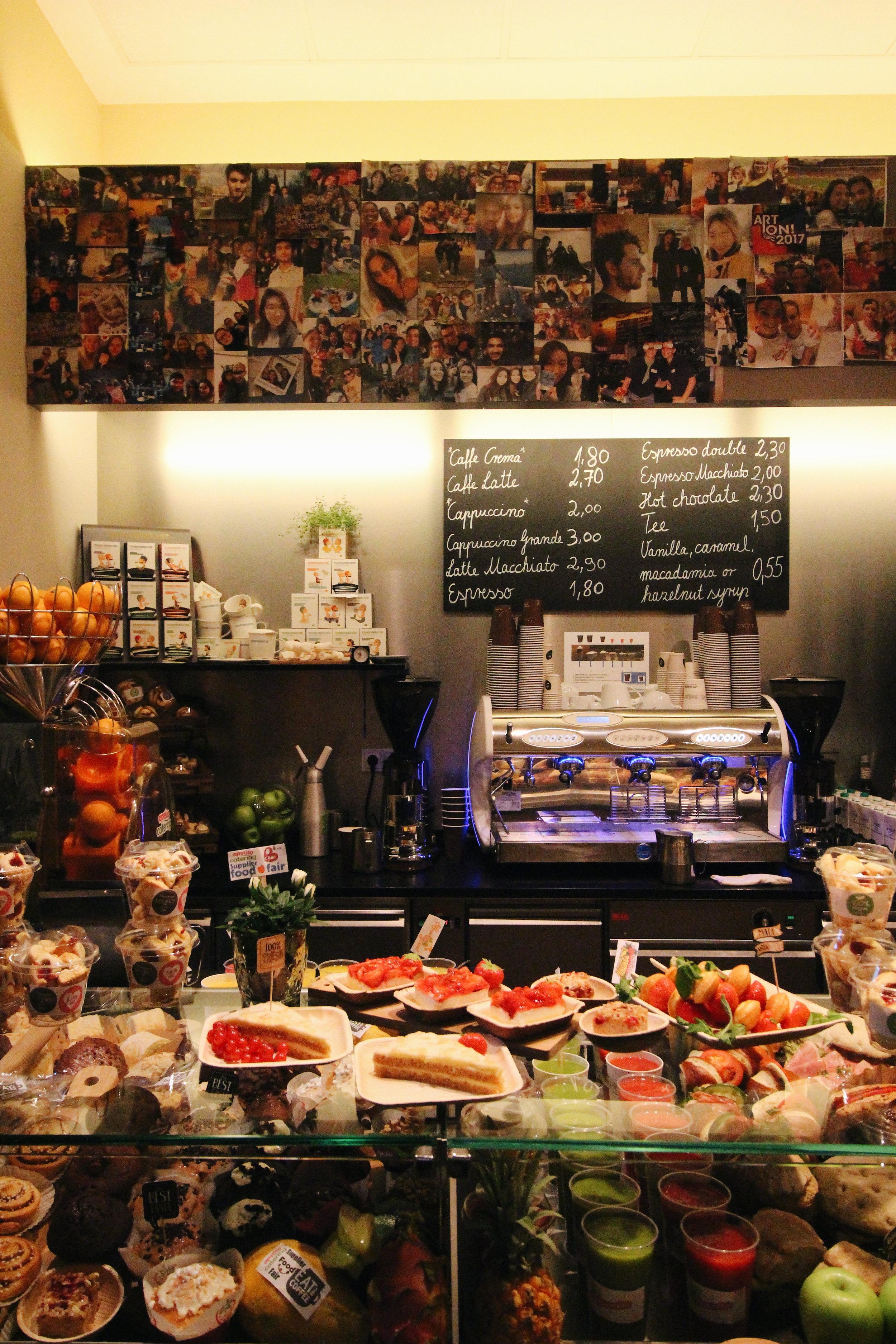 Jacobs Coffee Bar