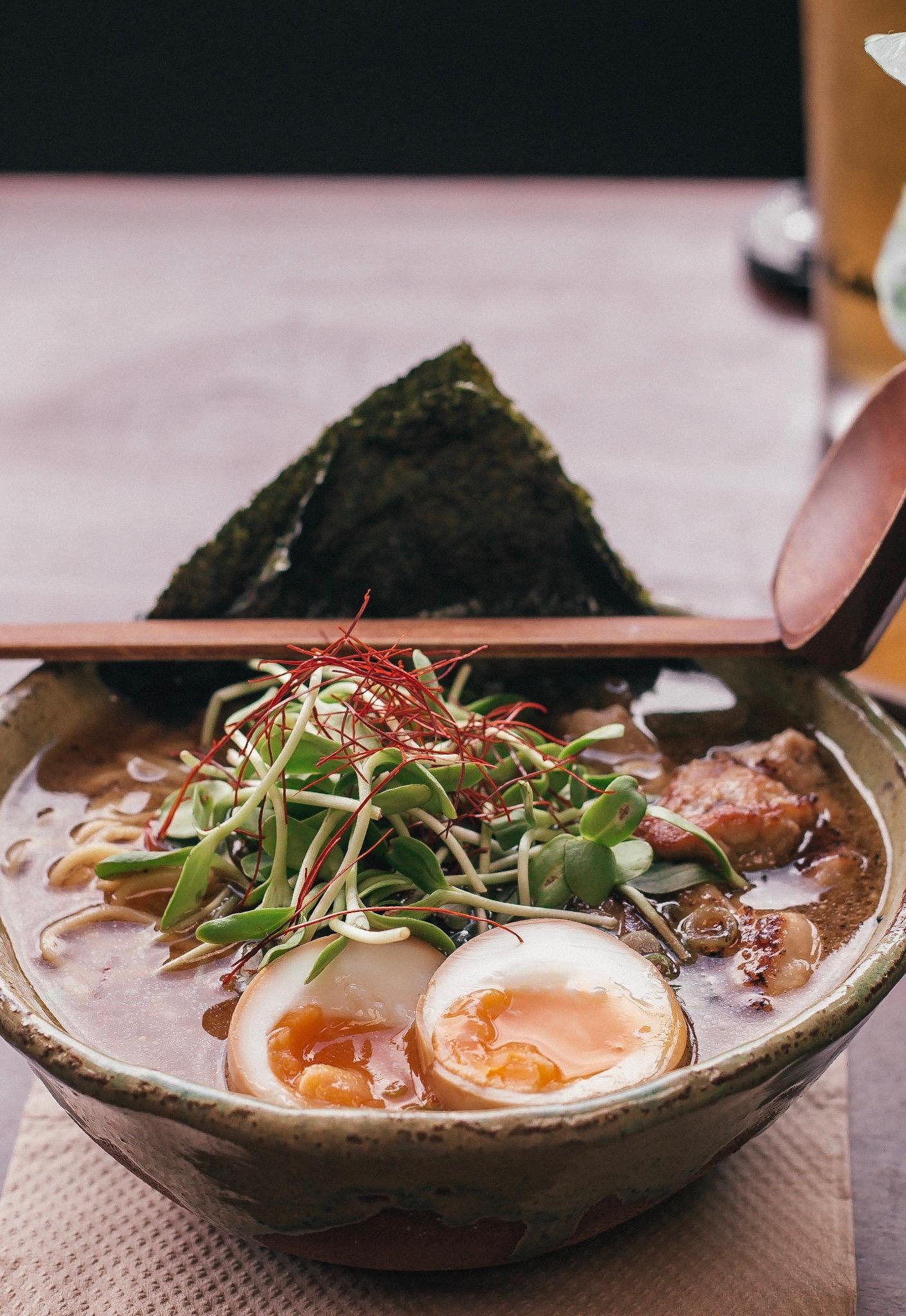 Ramen Wednesdays at Osushi