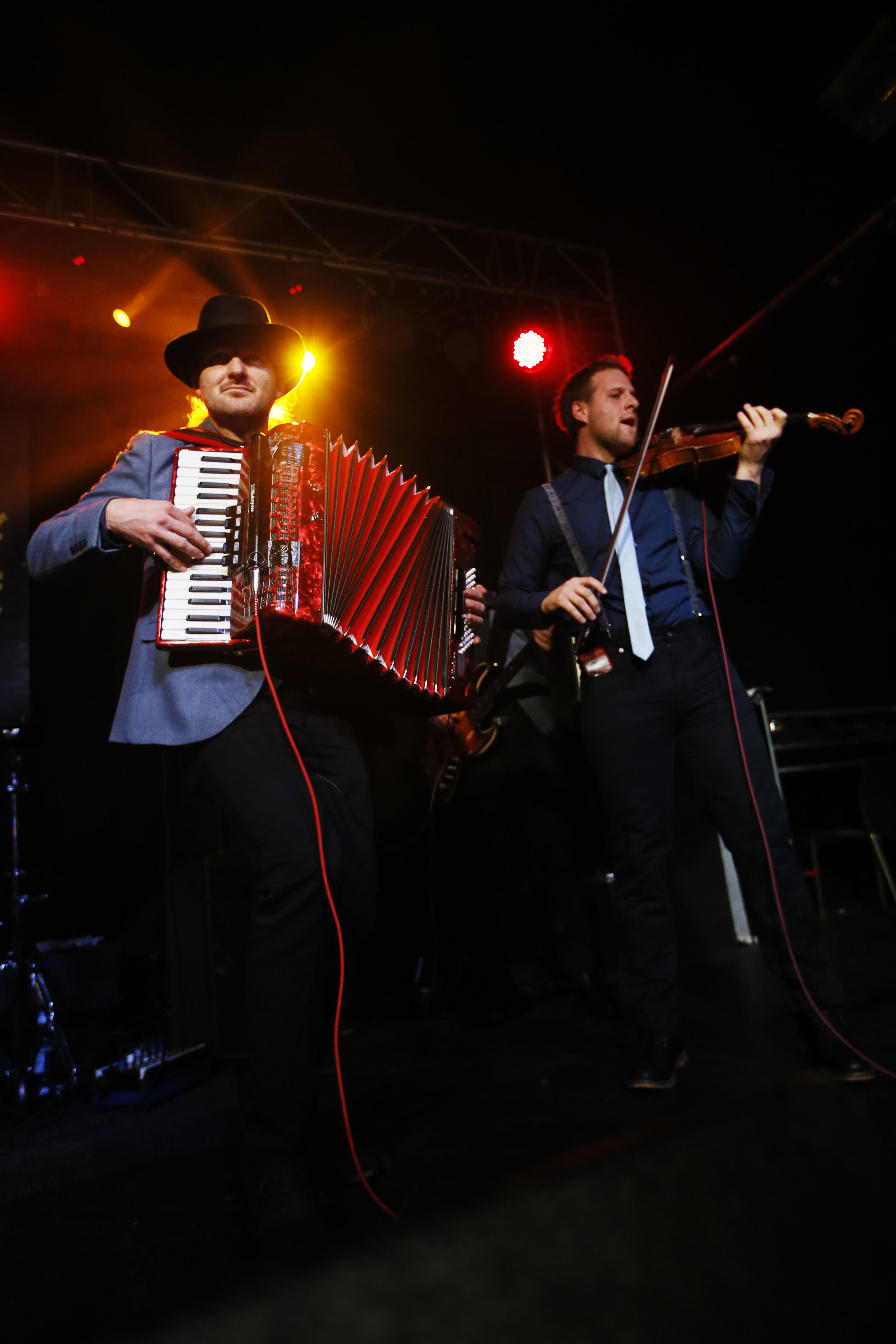 Saedly Dorus & The Hoolie Band 2015 Oxford O2 Academy0015.JPG
