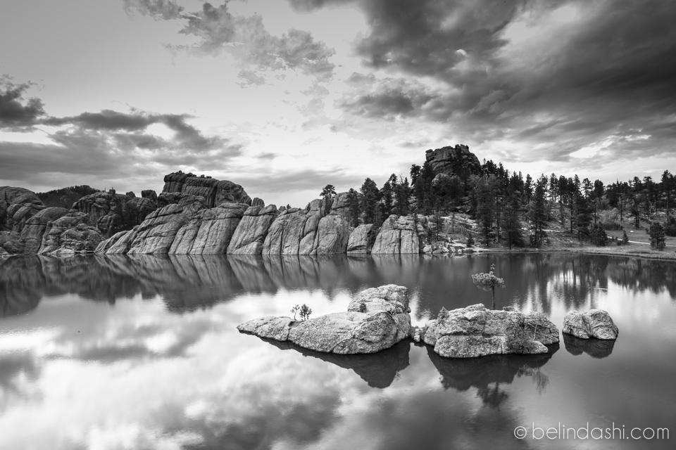 Day 46 - Sylvan Lake At Custer State Park-002-2