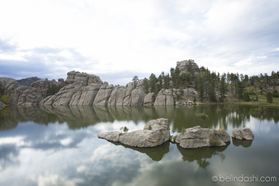 Day 46 - Sylvan Lake At Custer State Park-002-3