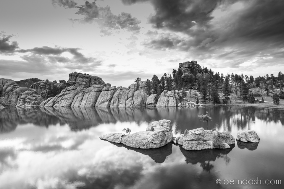 Day 46 - Sylvan Lake At Custer State Park-002