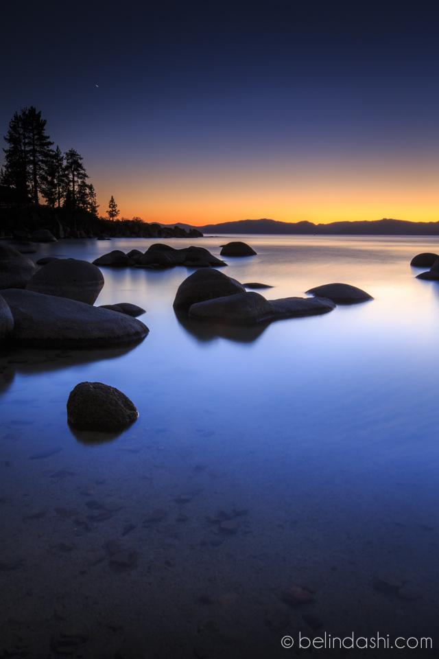 Day 69 - Lake Tahoe in sunset-003