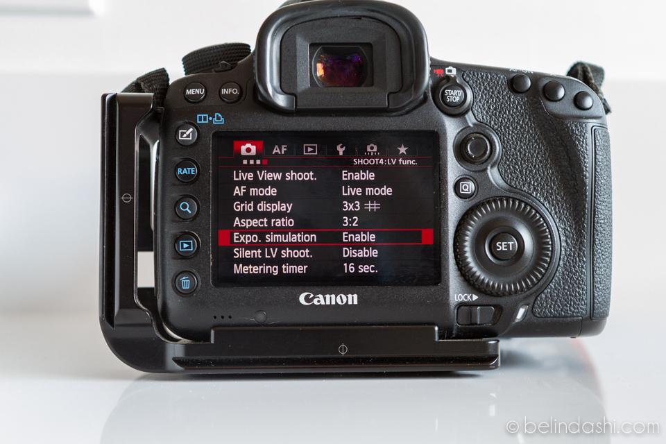 Canon 5D MarkIII Default Setting 7