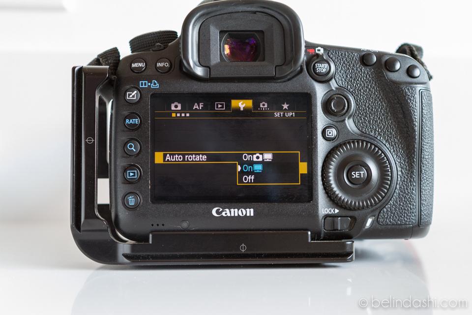 Canon 5D MarkIII Default Setting 9