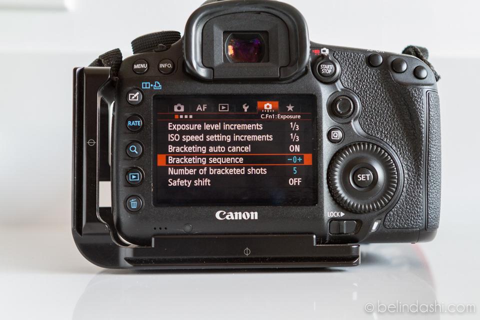 Canon 5D MarkIII Default Setting 10
