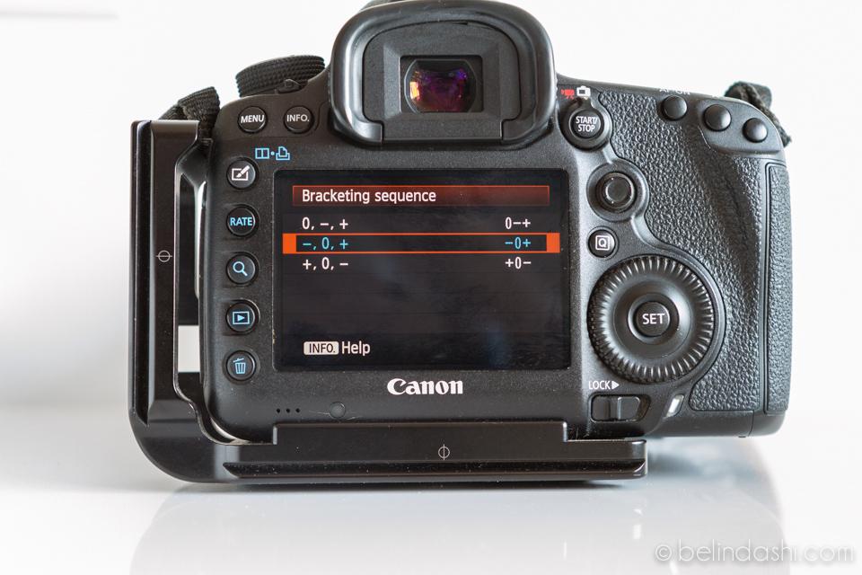 Canon 5D MarkIII Default Setting 11