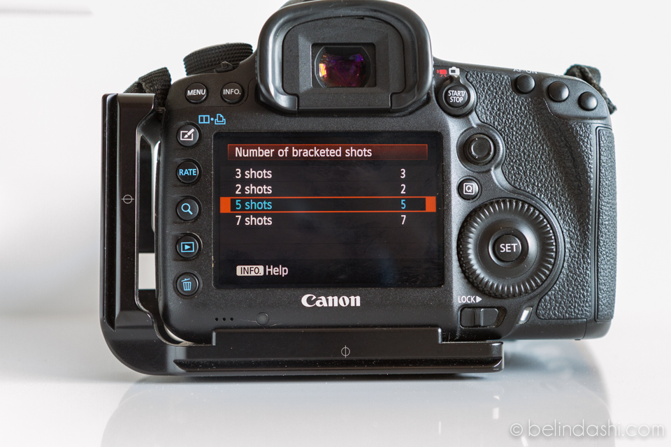 Canon 5D MarkIII Default Setting 13
