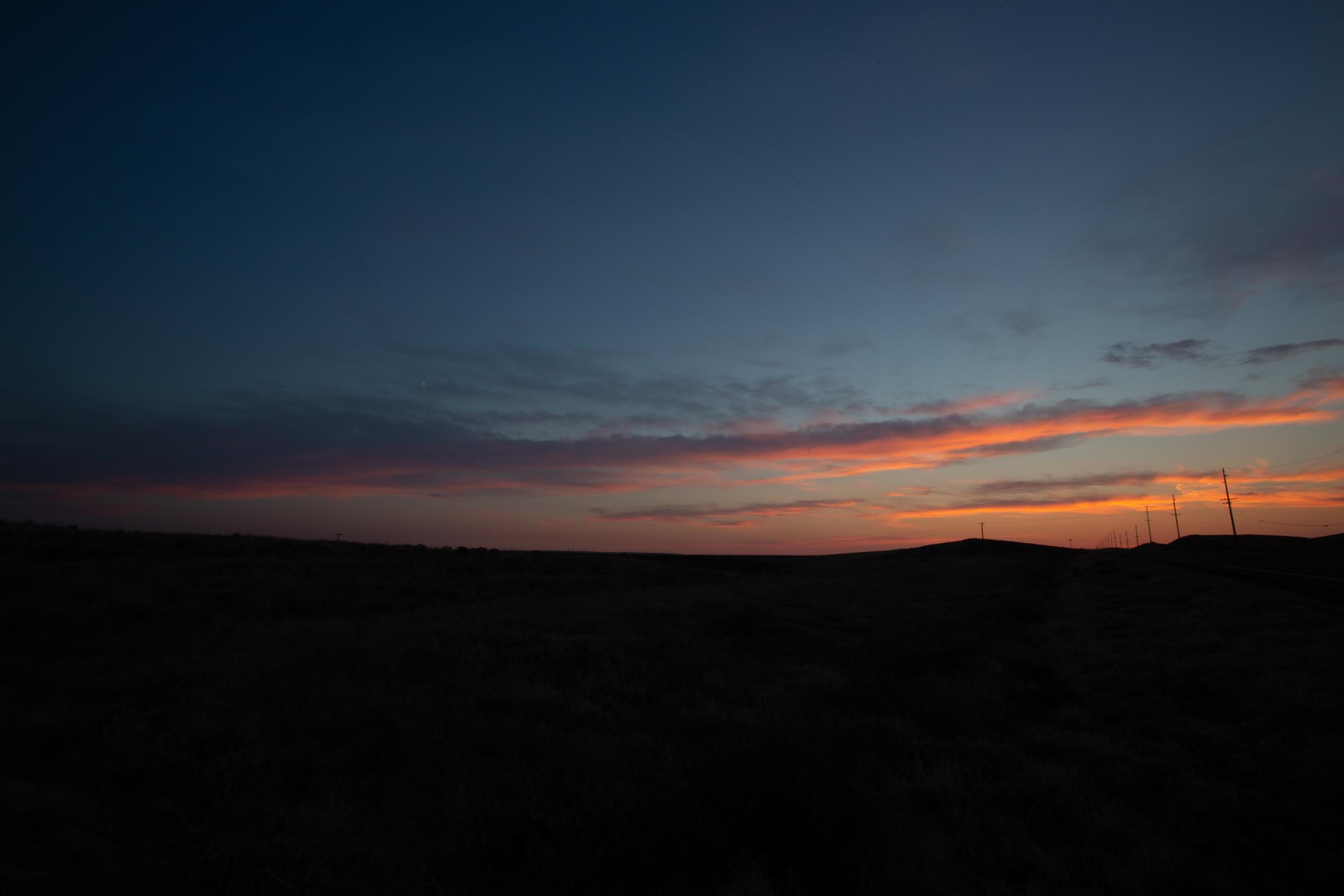 Day 4 - sunset at the border of Oregon & Washington-2.jpg