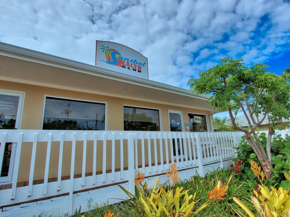 SANIBEL HEALTH CLUB  One Stop for All Your Island Fitness, Health, and Wellness Needs!