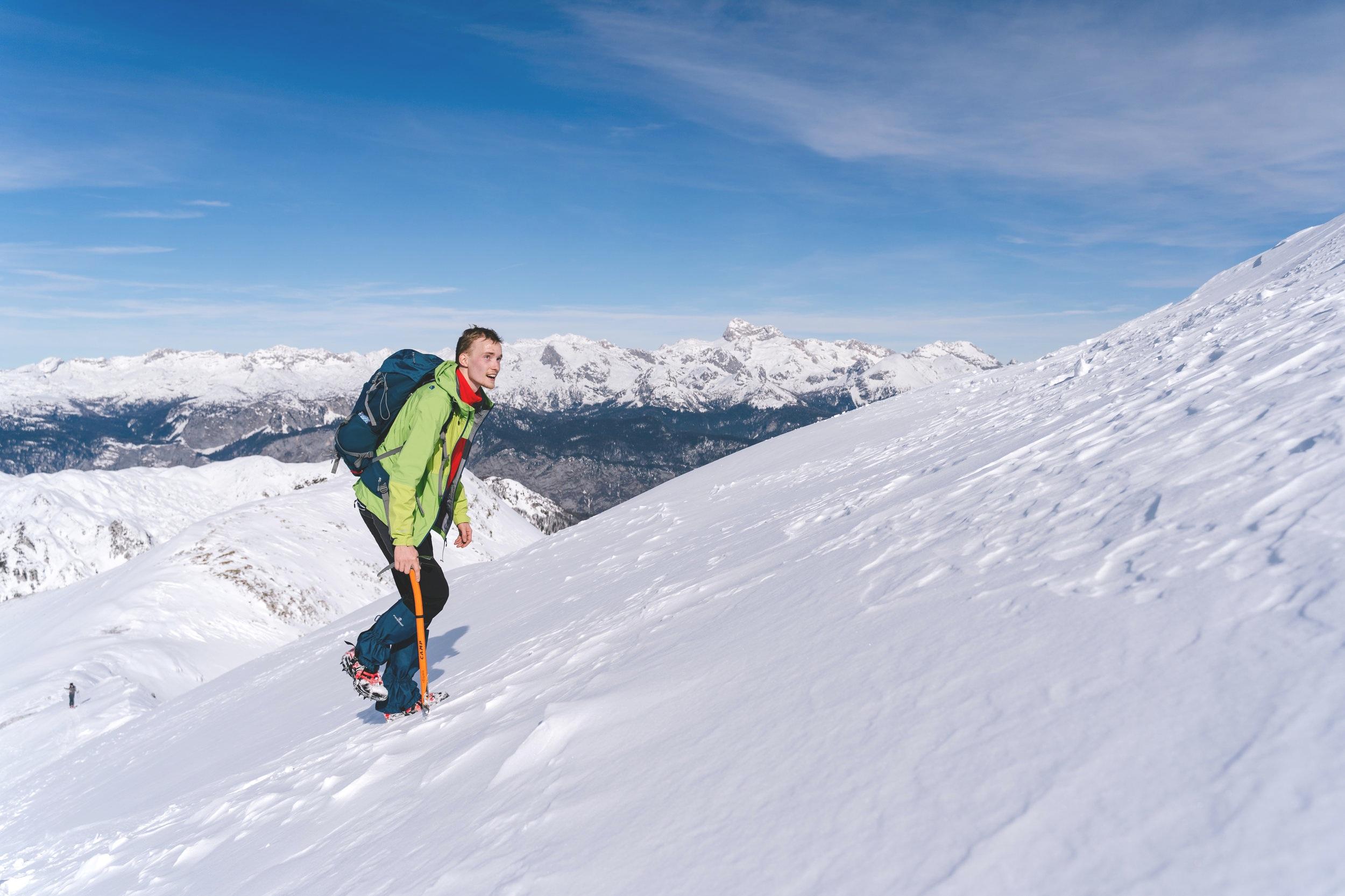 South Bohinj Range, Julian Alps.