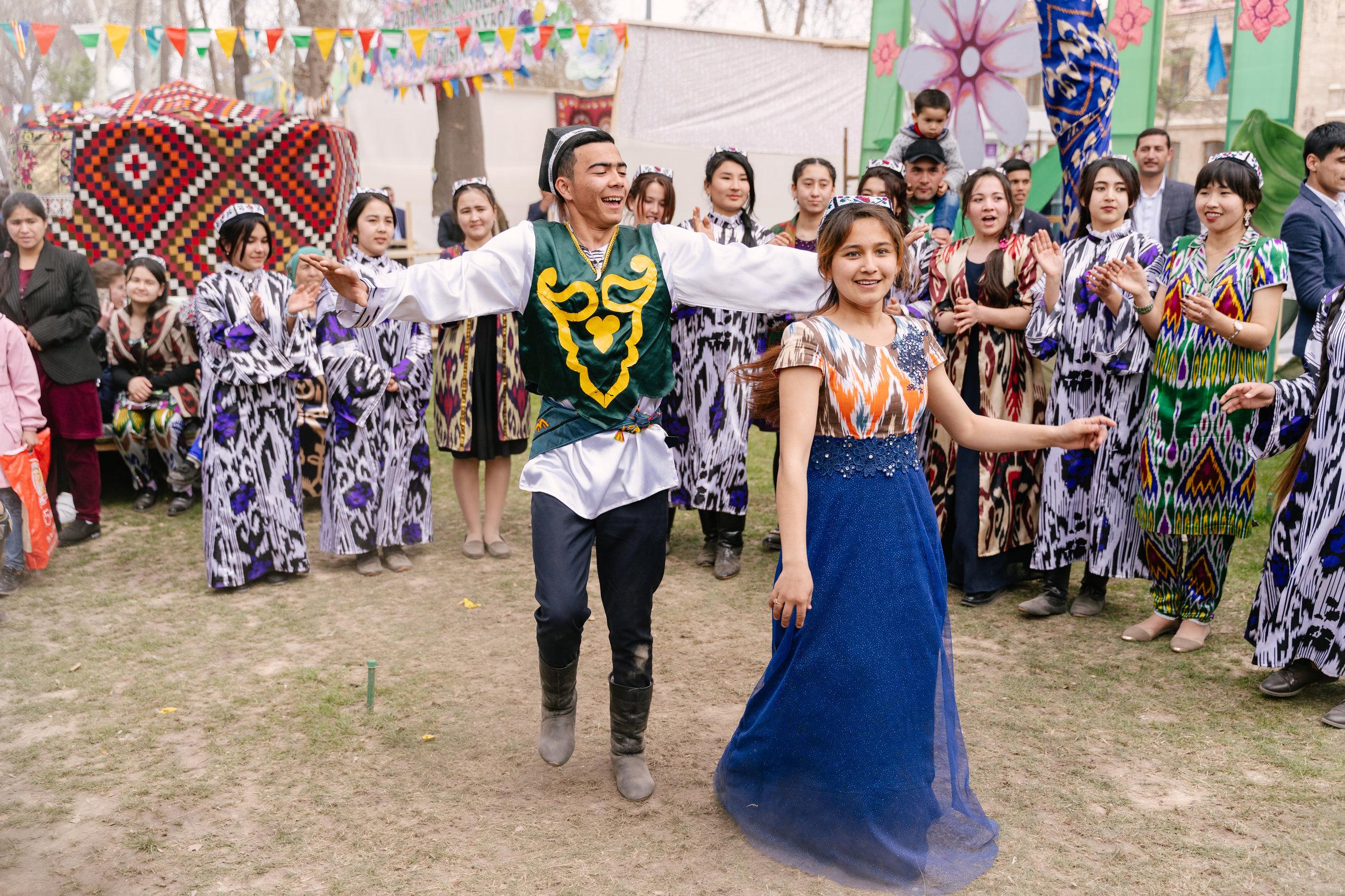 Samarkand, Uzbekistan.
