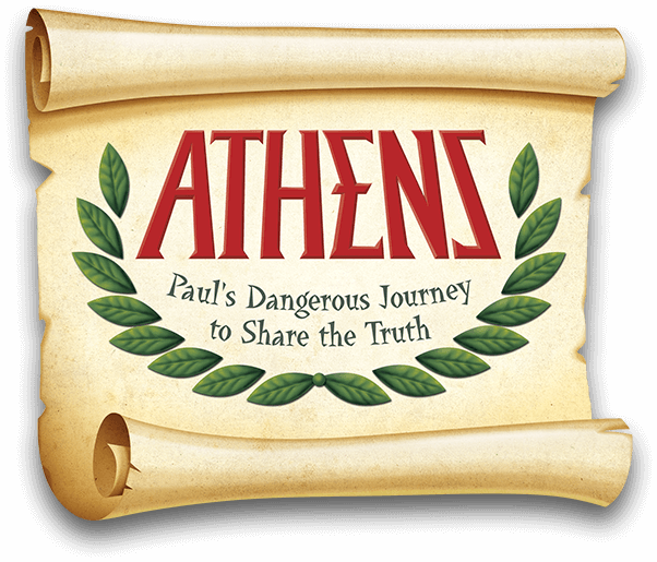 Vacation Bible School 2019 - Come join us for Vacation Bible School July 24-28! We will be taking a trip through Athens following Paul's Journey! Open to all ages.