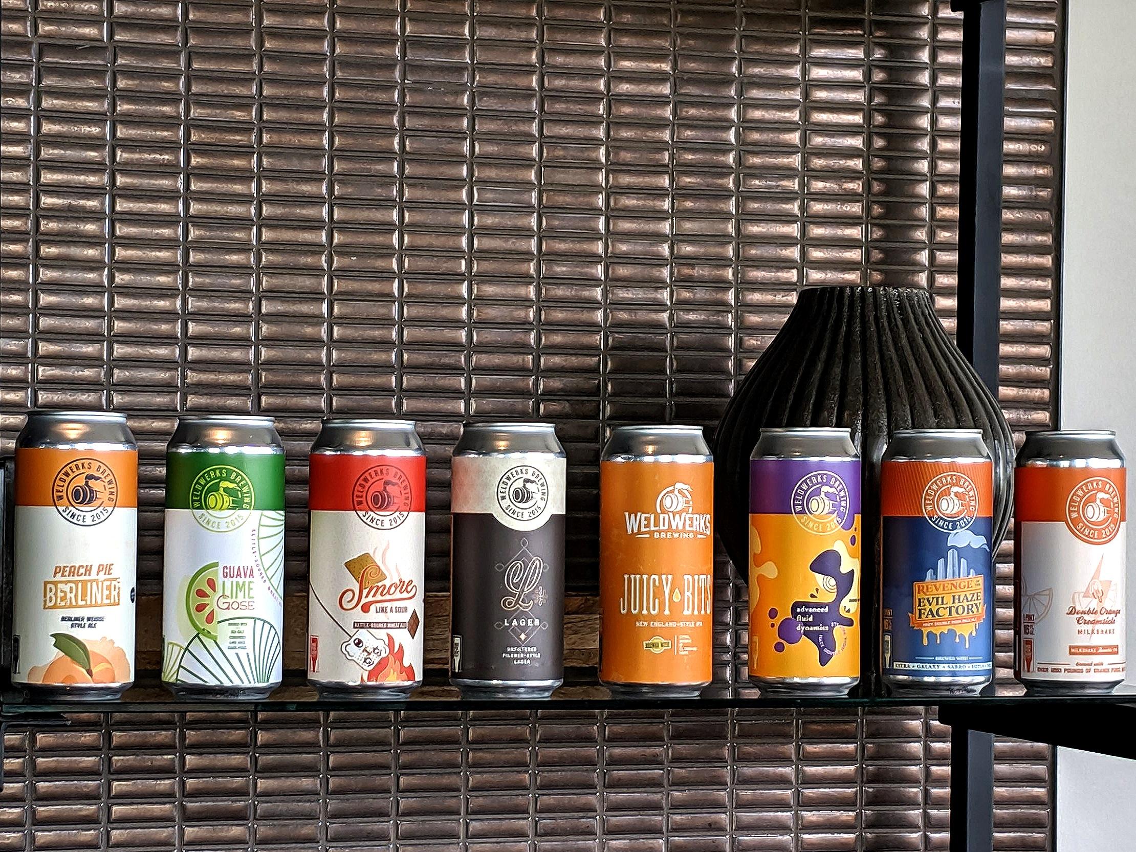 Weldwerks Invitational To-Go Beers Were Amazing