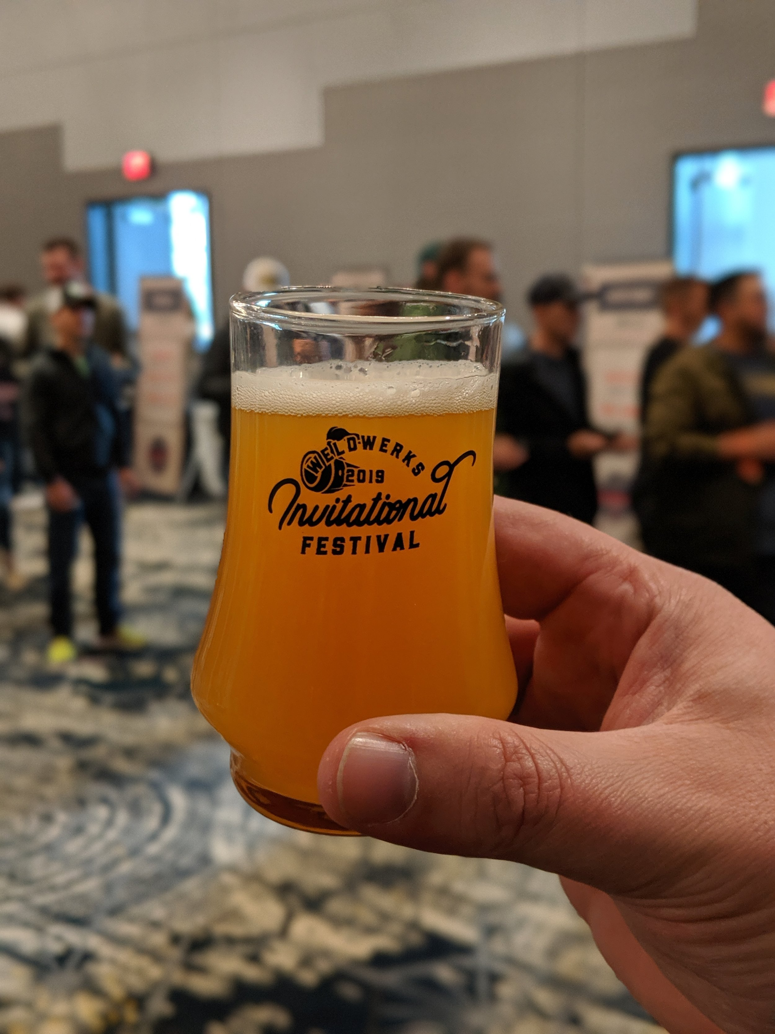 Cheers from the 2019 Weldwerks Invitational