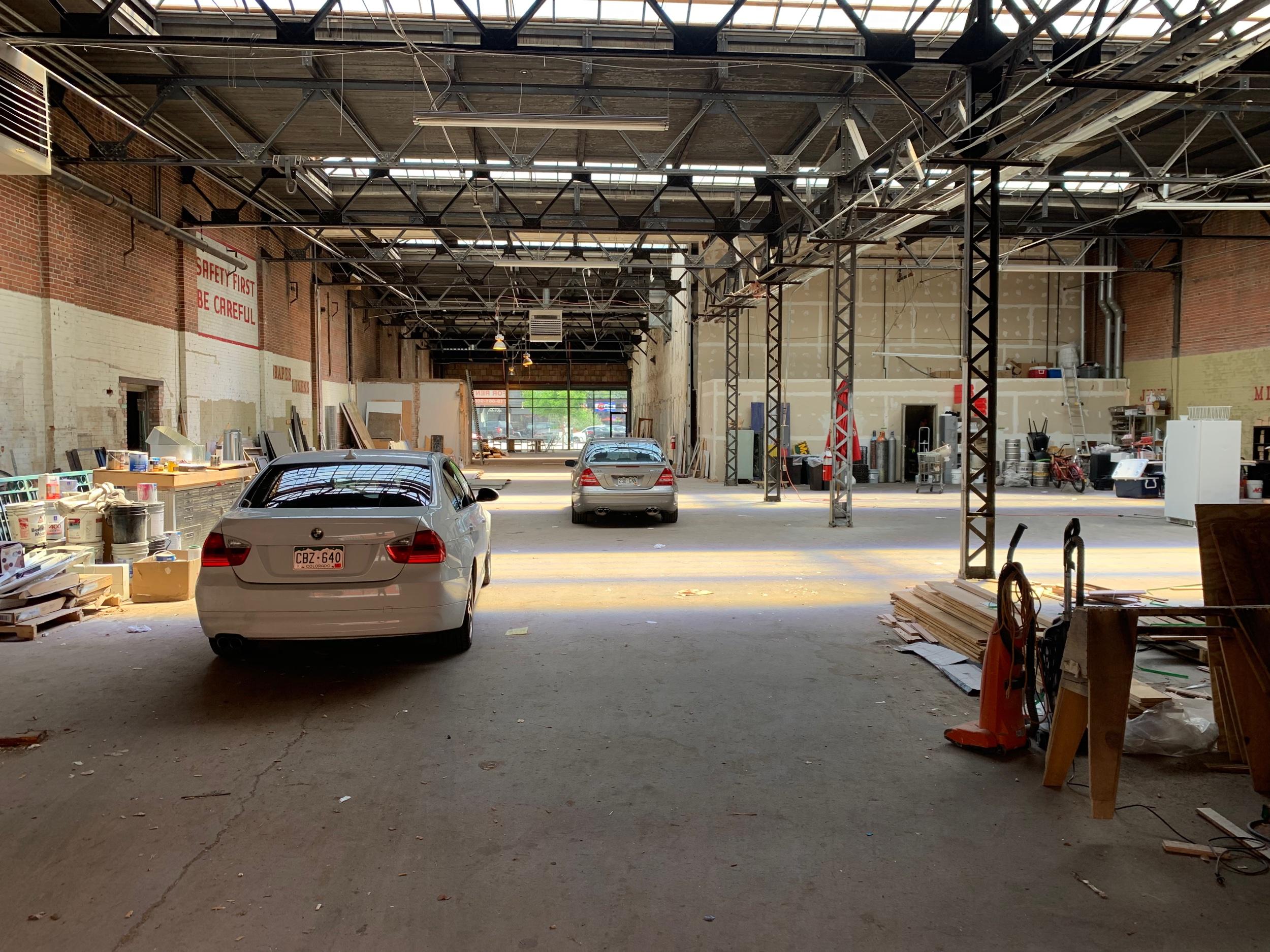 A look inside the future Colorado Springs Market