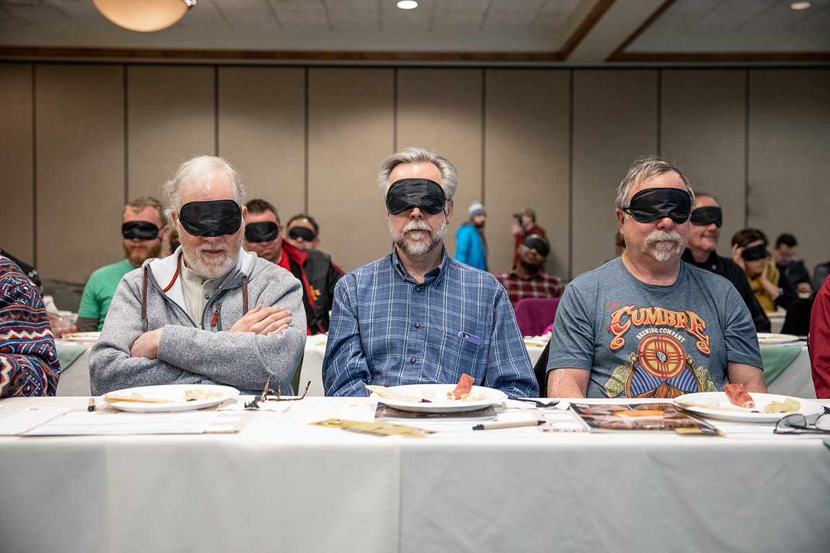 The Brew Brothers of Pikes Peak aren't scared of a little sensory exercise…