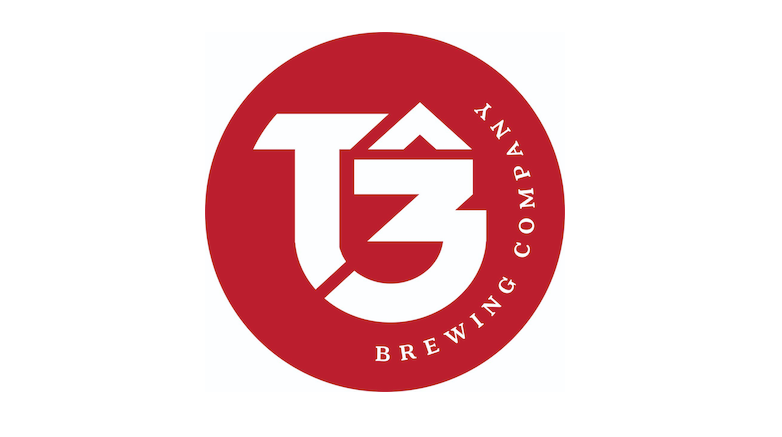 Logo for Trinity's canned beer lineup.