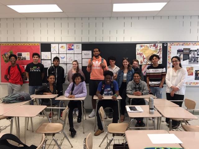 Neha Singhal's Class