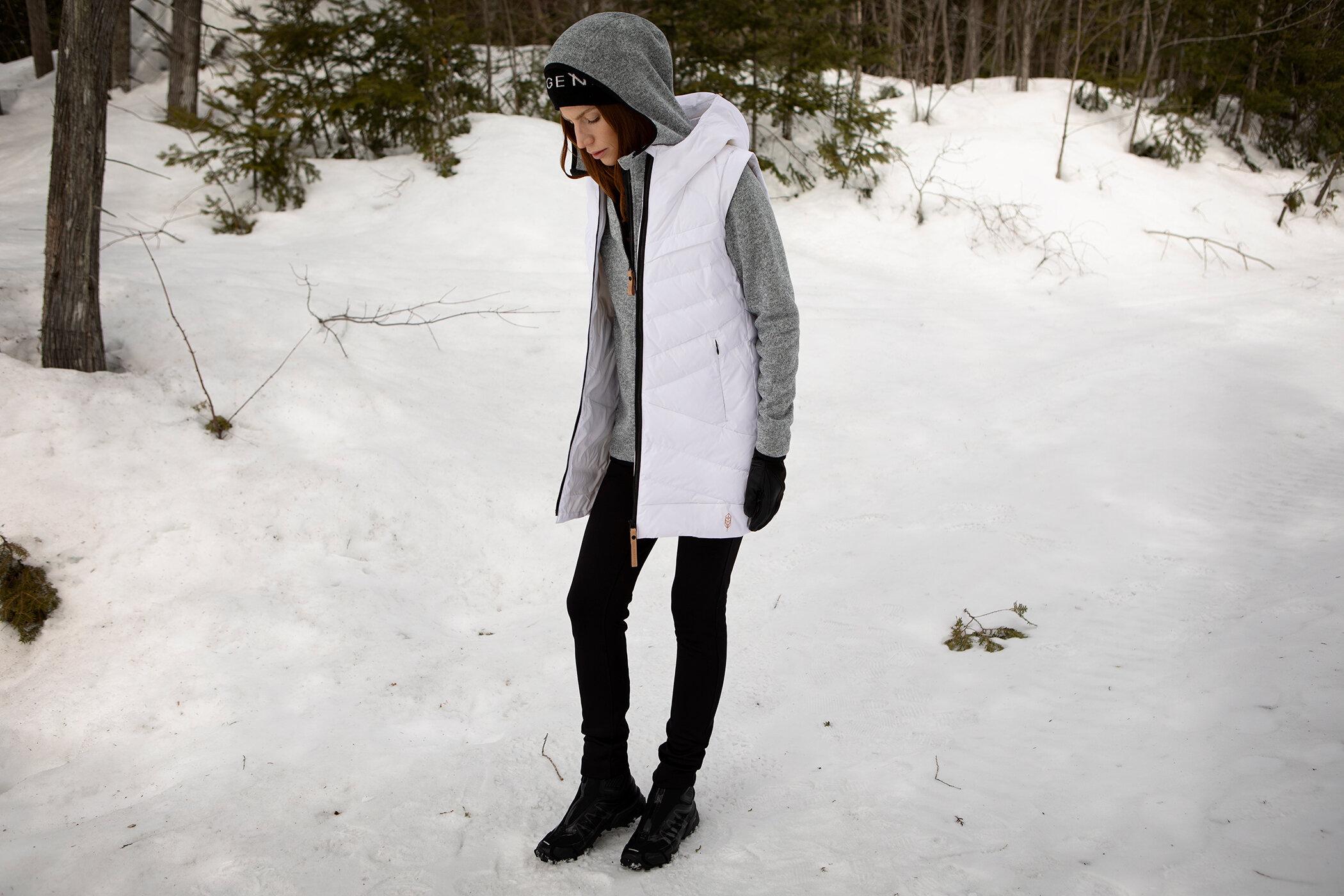 DOLGA long vest