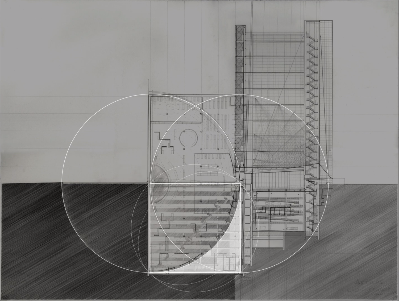 Temporal Technics : Projective Geometries