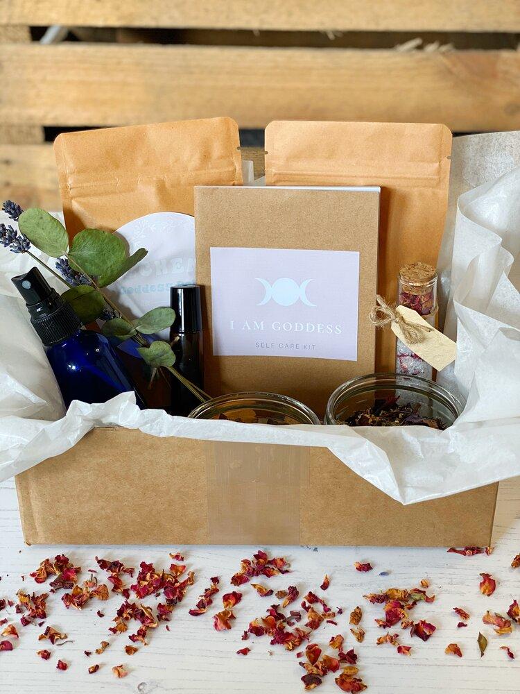 I Am Goddess Self Care Kit