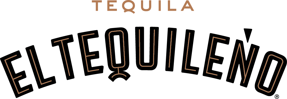 El Tequileño Logo without Agave