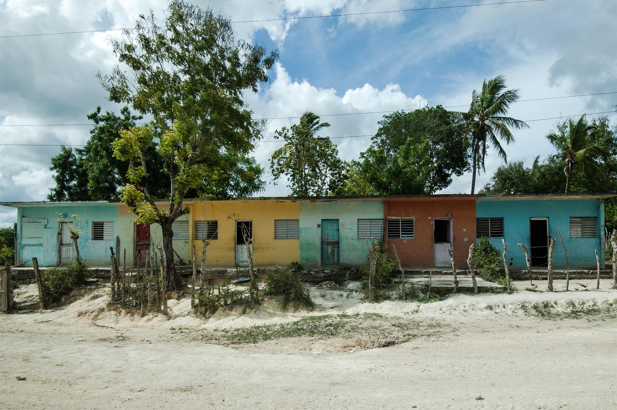 Bateyes, Dominican Republic