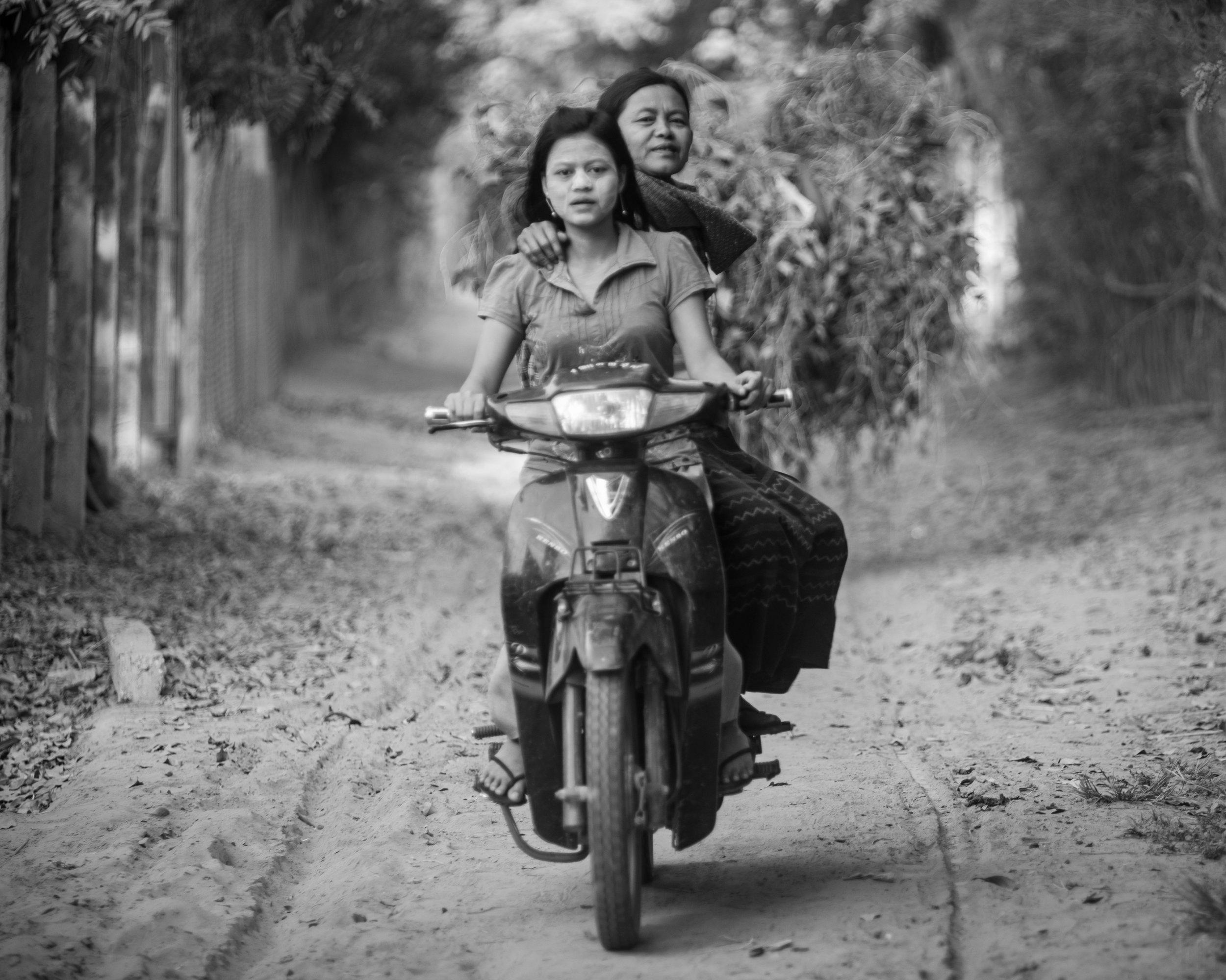 Old Bagan, Myanamar