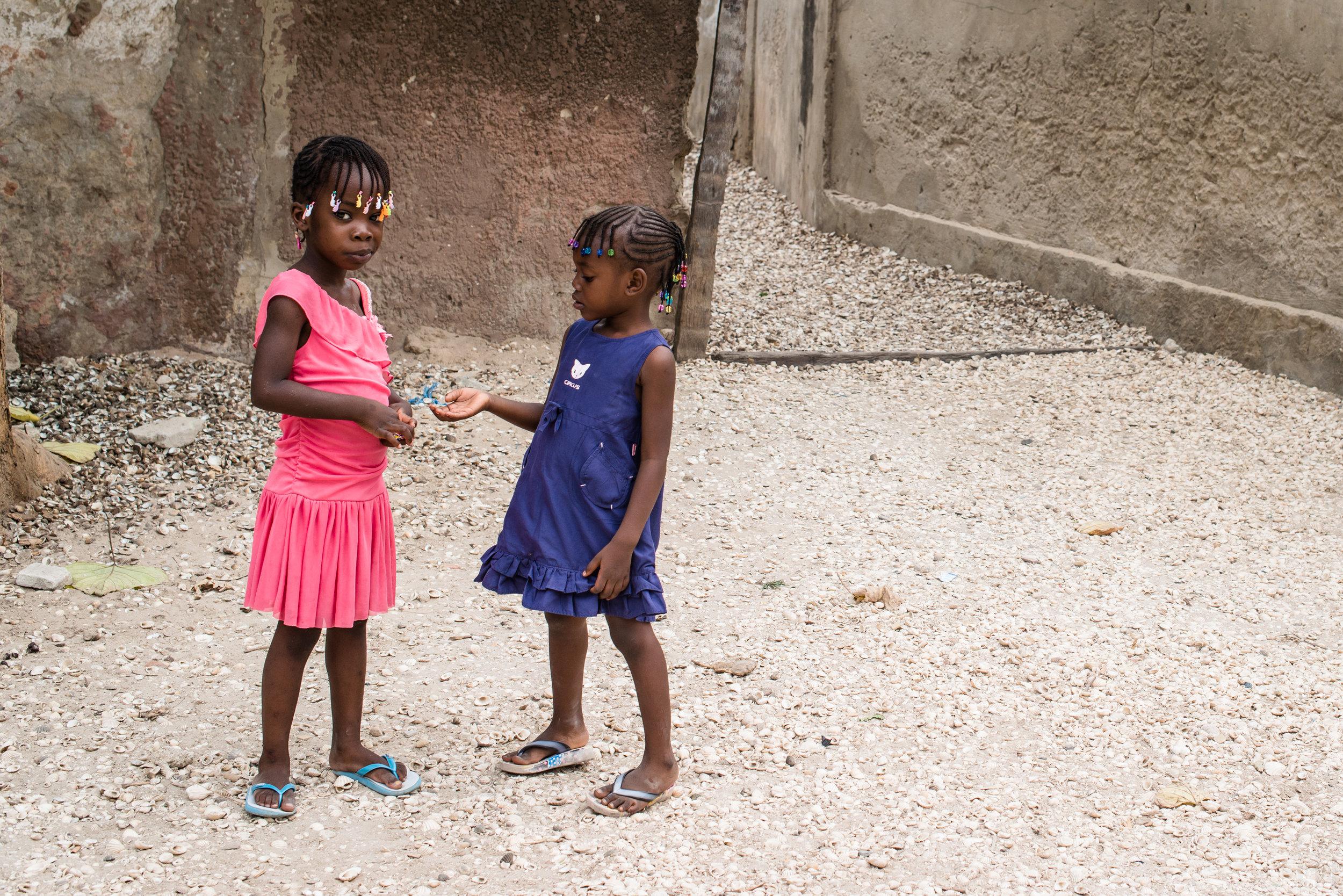 Joal Fadiouth, Senegal