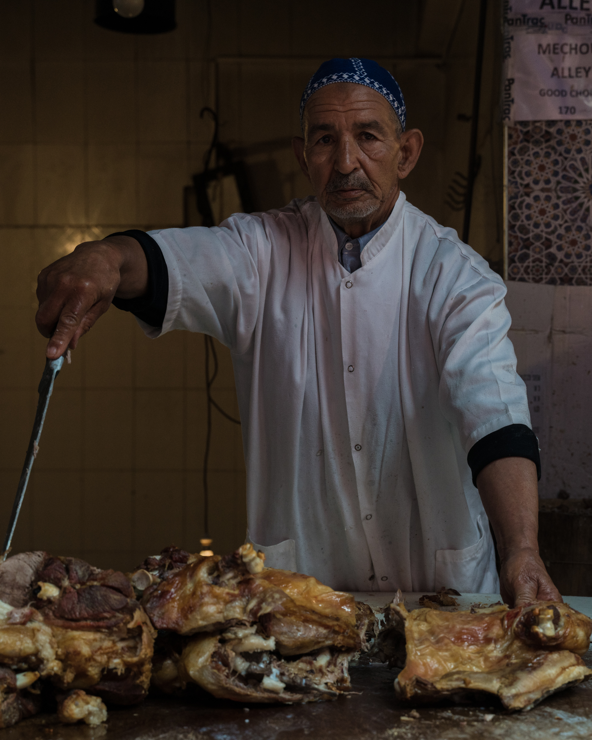 The Medina - Morocco