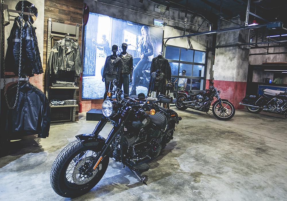 Harley Davidson - Hong KongPattaya, ThailandJakarta, Indonesia