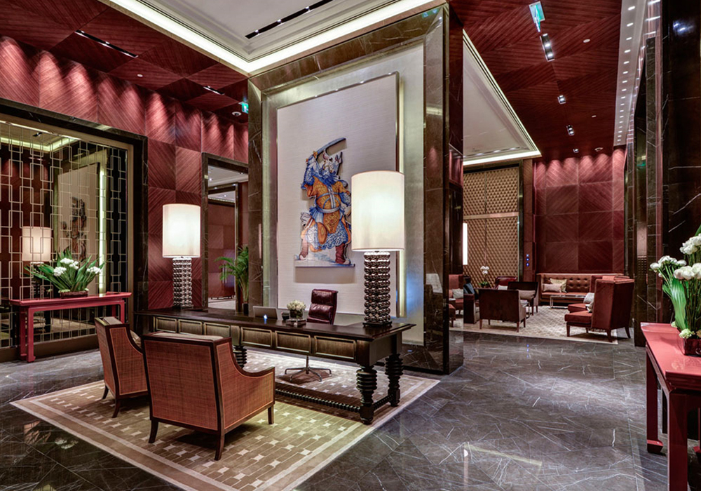 Prestige Lounge - Four SeasonsMacau