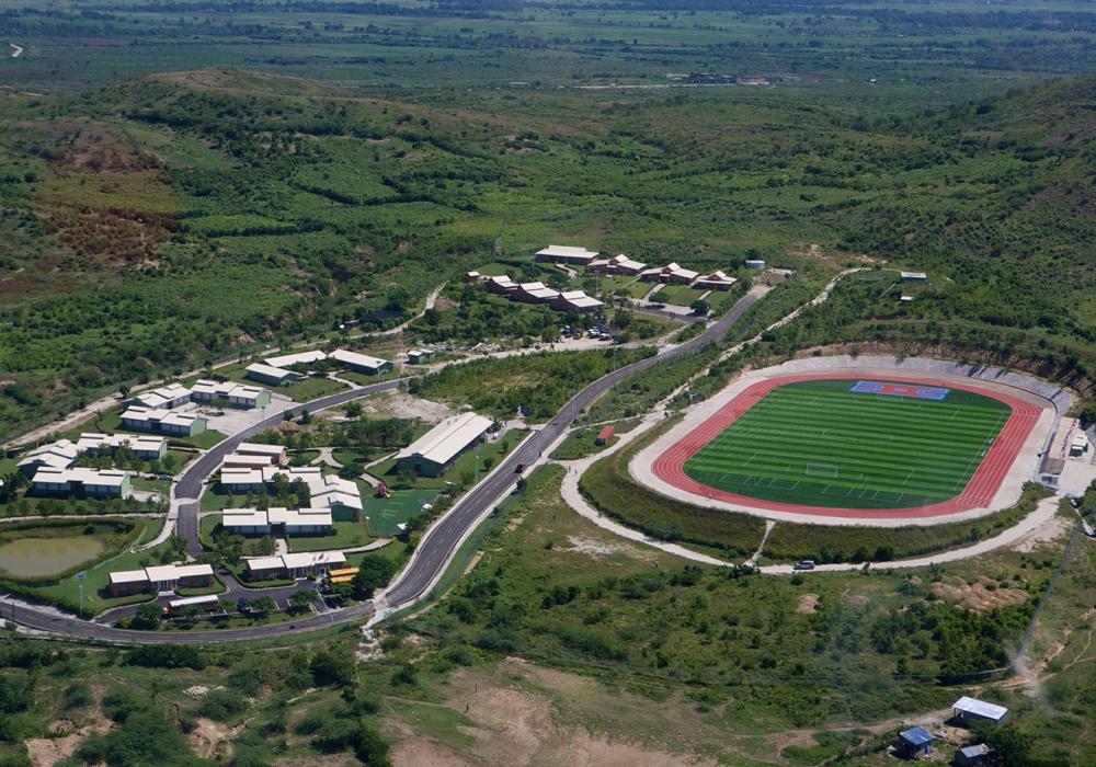 Jean Baptiste Stadium - St. Marc, Haiti