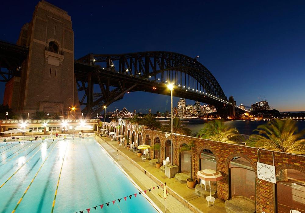 North Sydney Pools - Sydney, Australia