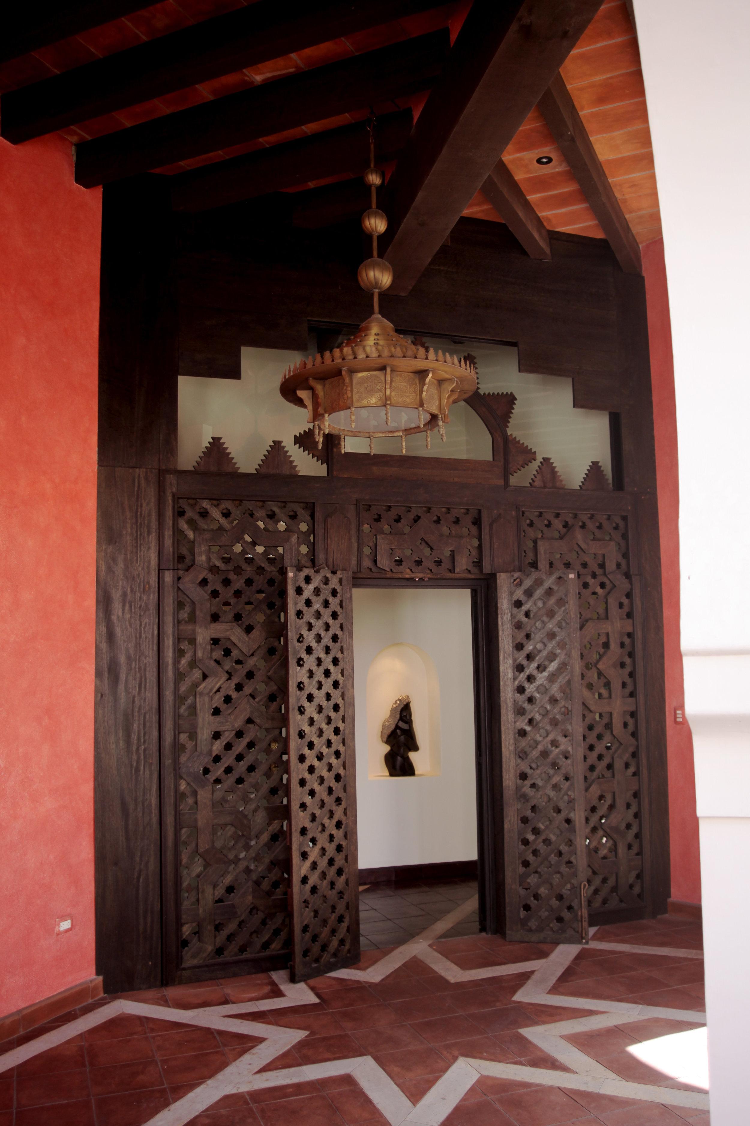 QUINN RESIDENCE, MASHRABIYA