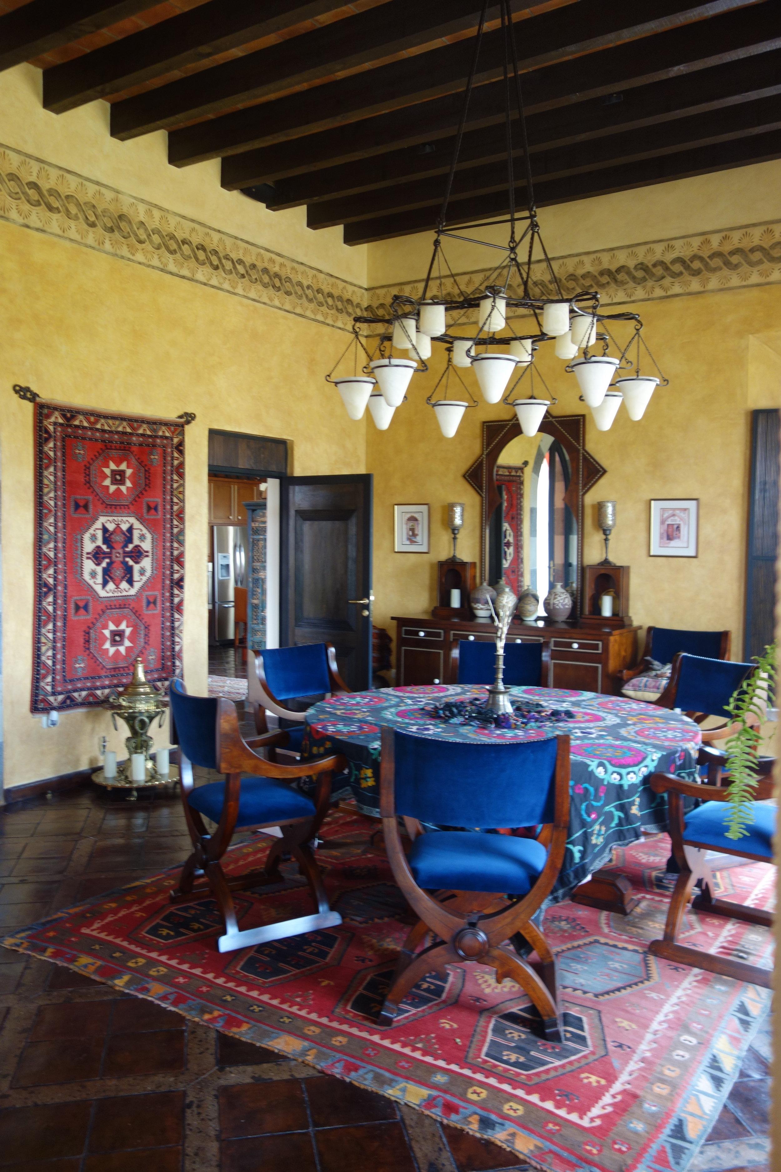 CASA OASIS, DINING ROOM