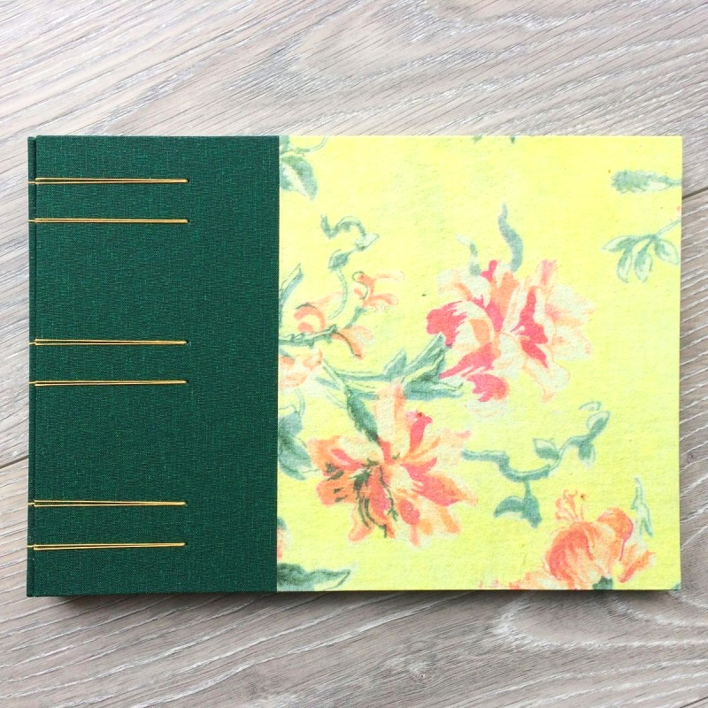 Personalised memory book made in Ireland