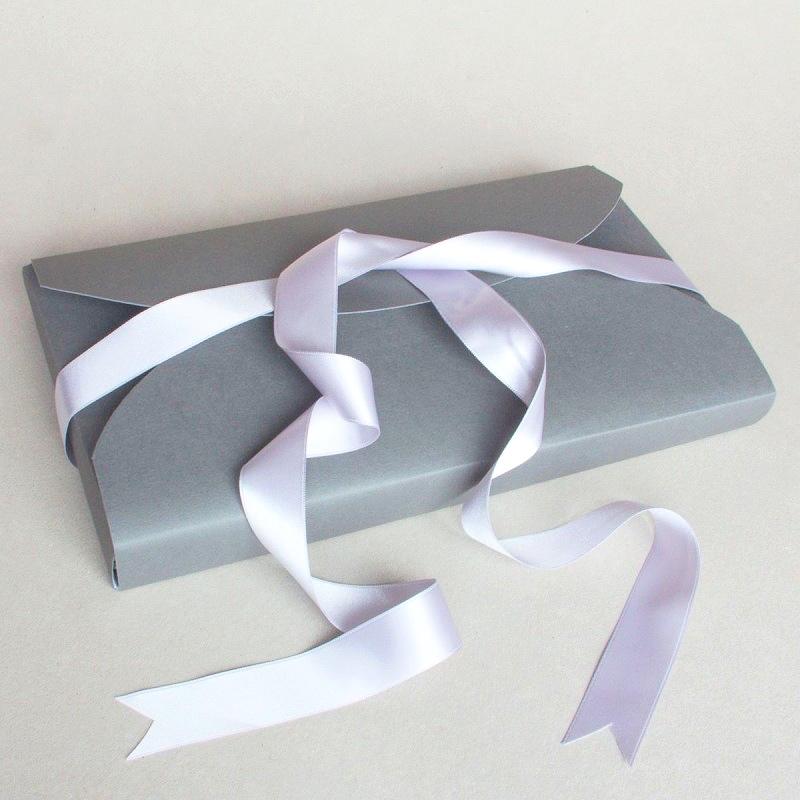 Customised box for handmade memory album book