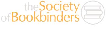 Society of Bookbinders logo