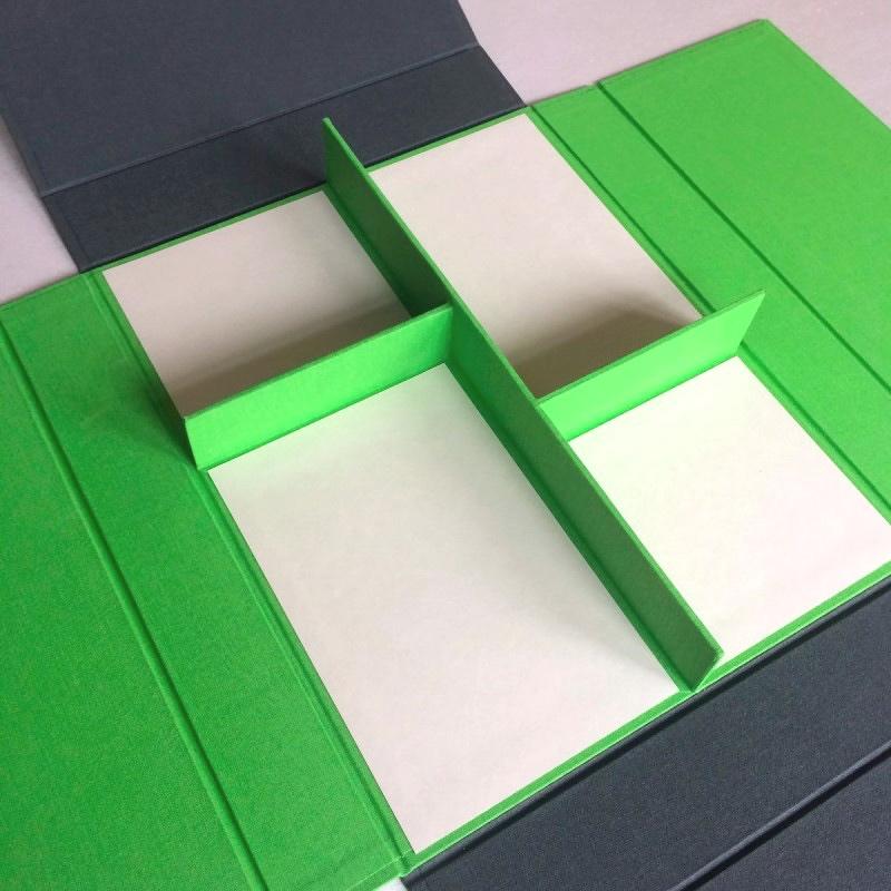 Handmade box for Goethe Institut Irlande