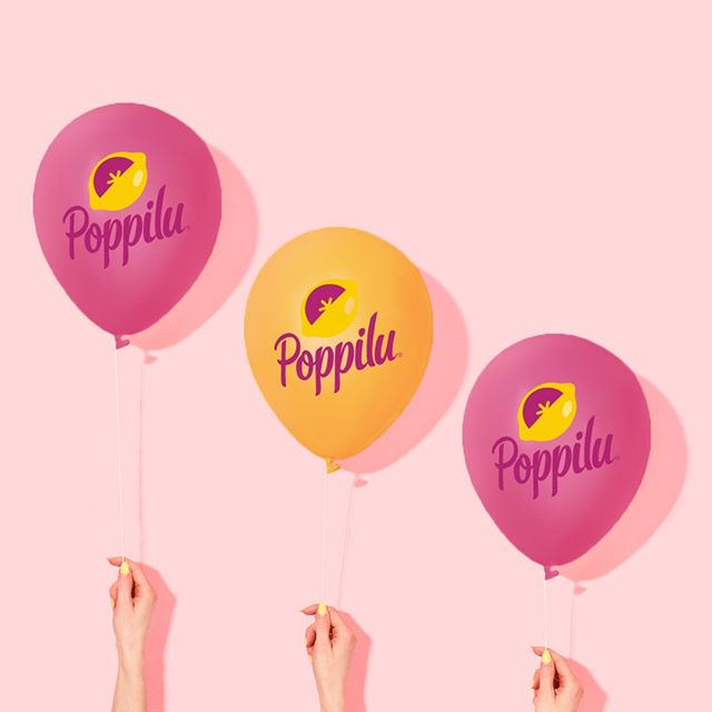 Celebrate pink! Poppilu's beautiful color comes from Midwest aronia berries, a sassy superfruit that gives a healthy pink twist to our lemonades.⁠ .⁠ .⁠ .⁠ #DrinkPoppilu #boldandsassy #tartandtangy #lemonade #aroniaberries #superfruit #midwestgrown #antioxidants #lemonadetime #pinklemonade