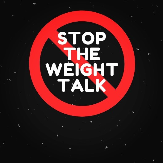 """⚖️ Let's stop the """"weight talk""""! 👎🏼 Saying things like """"you know what worked for me? Low carb/paleo/boot camps etc"""" or """"wow you look like you've lost weight, you look great!"""" are things we hear all of the time and it doesn't usually come from a bad place. . 🙅🏻♀️ We think we're being helpful or even supportive, however commenting on someone's weight can just make them feel worse about themselves, can send the message that they are being judged by their appearance and can reinforce disordered eating behaviour. . 😕 I can't even count the number of times I've heard clients say that their food restriction was reinforced because someone commented on their weight loss, or they started restricting their intake because of an insensitive comment made by someone about their weight. . Next time you think about commenting on someone's weight or eating, maybe instead choose to ask how someone's day has been or ask them something about them to get to know them better. Or if all else fails, just talk about that cute cat/dog you saw the other day 🐱 🐶 . . . #healthateverysize #weightstigma #weightbias #selfcare #eatingdisorders #disorderedeating #mindful #mindfulness #edrecovery #food #noguilt #internalcuesnotexternalrules #diets #dietitian #nodiets #mindfuleatingpractise #lovewhatyoueat #dietitiansagainstdiets #haes #brixton #selfcompassion #weight #weightloss #gratitude"""