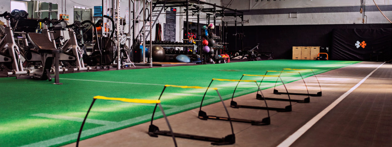 Specifik Performance  is our main gym where we rent space to create content, train and evaluate individuals in person