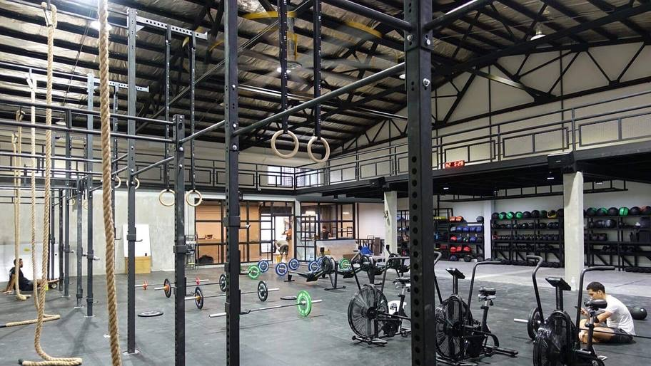 Crossfit Arena BKK  is a multi gym located in the islands of Thailand. We created content there in the past and offer personal or small group personalized retreats on demand.  *often added to the Super Pro Samui Location