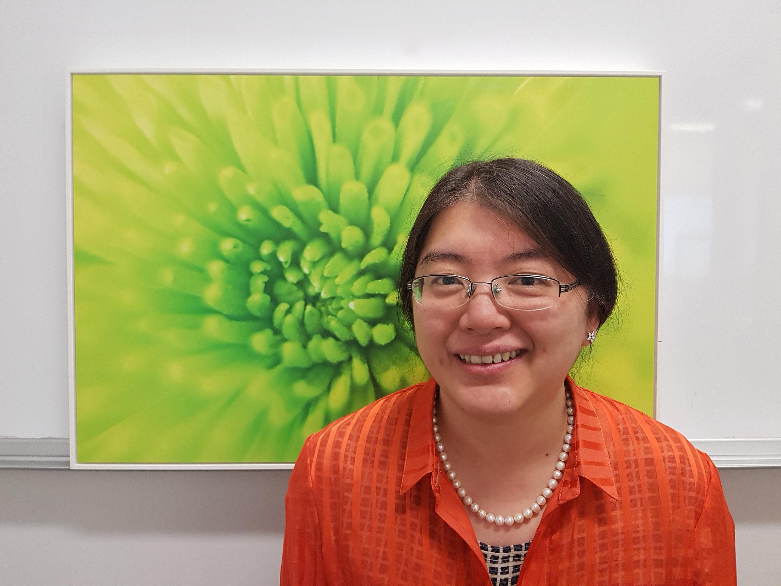 Ms. Hai Chau Ta, Mathematics