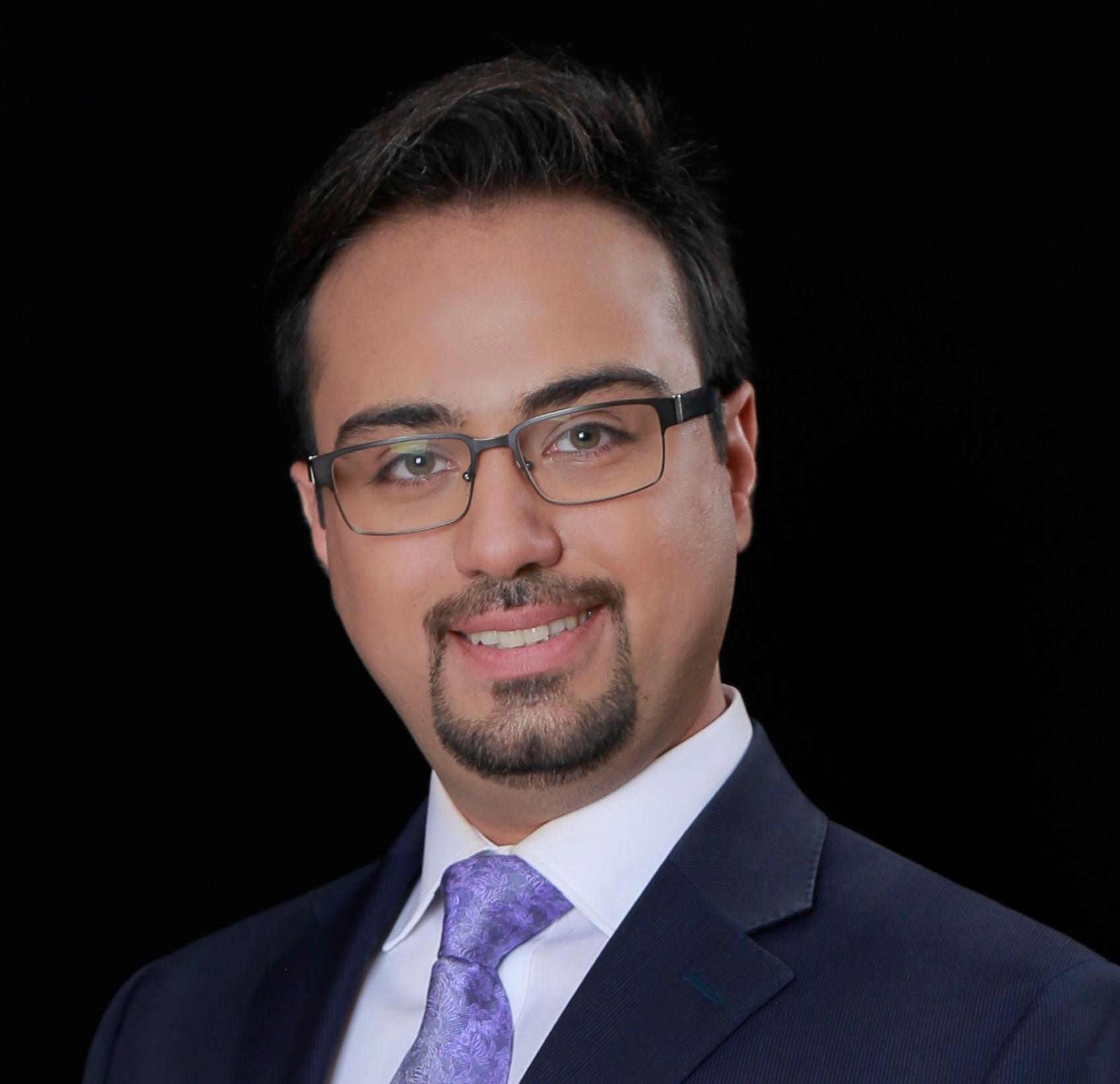 Mr. Amir Derayatifar, Head of the Mathematics Department